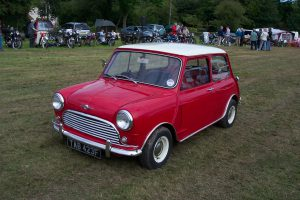 Morris Mini Cooper  – TAB 423 F