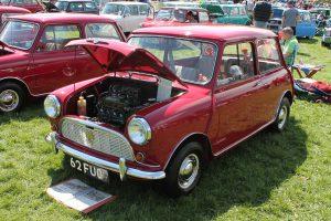 Morris Mini Minor  2  – 62 FUO