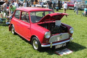 Morris Mini Minor  – 62 FUO
