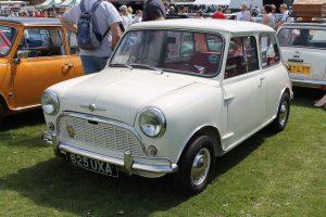 Morris Mini Minor  – 625 UXA