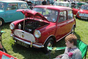 Morris Mini Minor  – 819 XUU