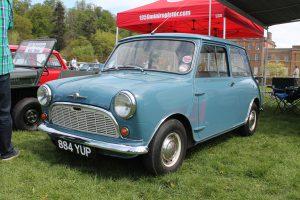 Morris Mini Minor  – 884 YUP