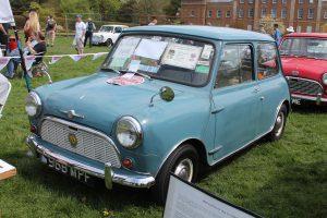 Morris Mini Minor  – 968 MPF