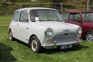 Morris Mini Minor  – OEE 131