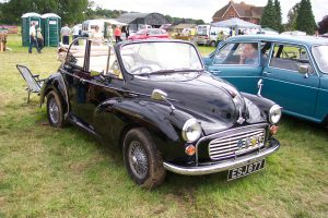 Morris Minor 1000 Tourer  – ESJ 677