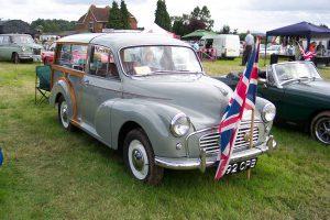 Morris Minor 1000 Traveller  – 992 CPB