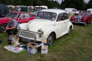 Morris Minor 1000  – XDH 413 G