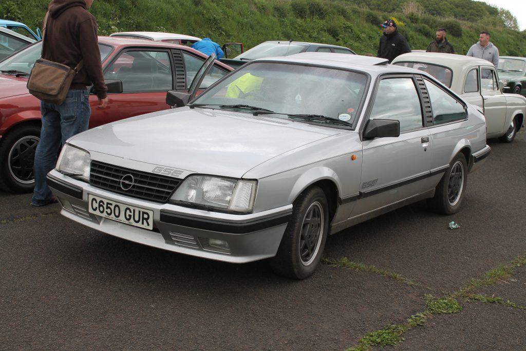 opel monza gse - c 850 gur | my classic cars