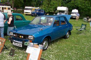 Renault 12  – JTU 154 N
