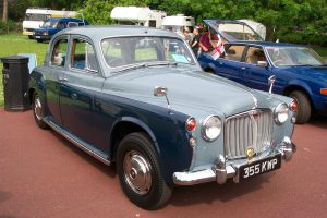 Rover 110  – 355 KWP