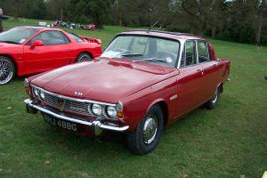Rover 3500 V8  – RHJ 488 G
