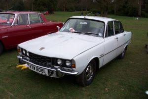 Rover 3500 V8  – VTW 808 L