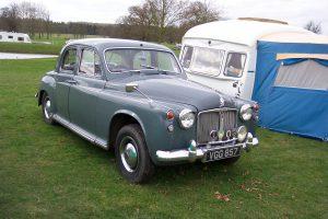 Rover 60  – VGG 857