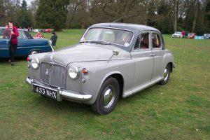 Rover 90  – 453 NHX