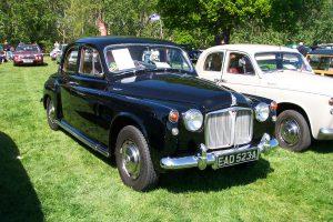 Rover 95  – EAD 523 A