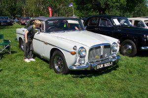 Rover P5 3500  – DUK 922 J