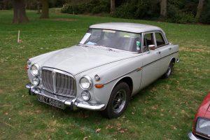 Rover P5 3500  – MEY 568 H