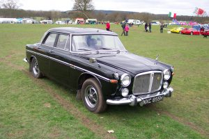 Rover P5 3500  – NXC 855 H
