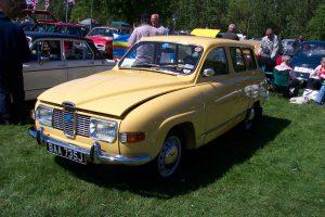 Saab 96 Estate  – BAA 735 J