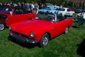 Sunbeam Alpine Mk5  – LDH 802 D