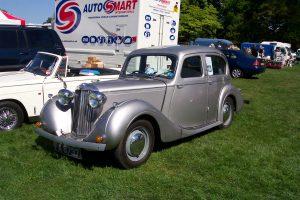 Sunbeam Talbot 2 Litre  – FA 8737