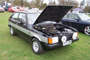 Talbot Lotus Sunbeam  – FCY 2 W