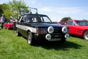 Talbot Lotus Sunbeam  – LDV 154 W
