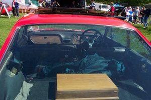 Trident Clipper  Inside  – JBZ 100