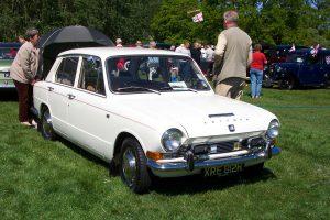 Triumph 1300 TC  – XRE 812 H