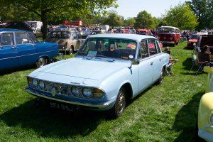 Triumph 2000 Mk2  – SFA 915 J