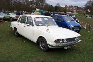 Triumph 2000 Mk2  – SOE 198 M