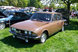Triumph 2000 Mk2  – TFD 447 N