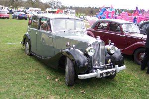 Triumph Renown  – LSL 345