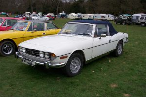 Triumph Stag  – EKV 484 L