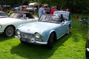Triumph TR4  – DRR 178 B