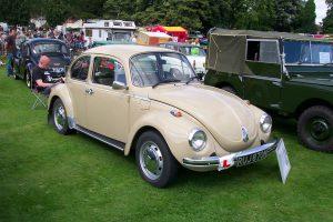 Volkswagen 1300 Beetle  – RUJ 870 N