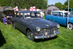 Volvo 121 Amazon  – TBF 380 D