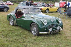 Triumph TR2 – 4046 BB