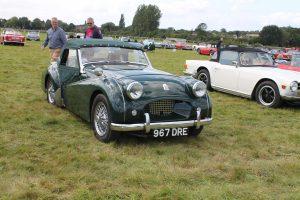 Triumph TR2 – 967 DRE