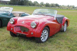 Triumph TR2 – NDM 47