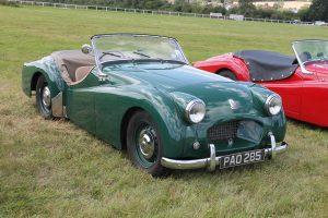 Triumph TR2 – PAO 285