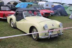 Triumph TR2 – RCD 903