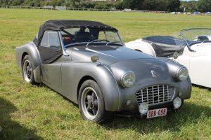 Triumph TR3 – OBH 098 (Belg)