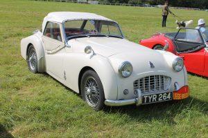 Triumph TR3 – TYR 264
