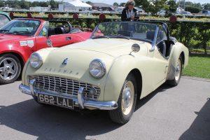 Triumph TR3a – 662 LAL