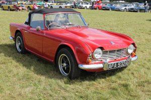 Triumph TR4 – AFA 932 A
