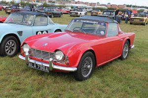 Triumph TR4 – ALA 796 A