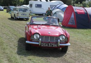 Triumph TR4 – DSA 579 A