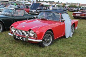 Triumph TR4 – EWC 320 B