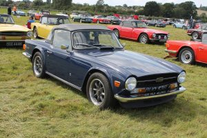 Triumph TR6 – BUO 536 L